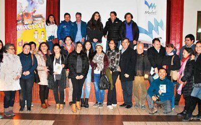 Emprendedores de Machalí se reúnen en encuentro de Turismo
