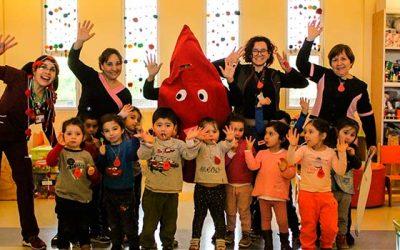 En el Día Mundial del Donante de Sangre 2018
