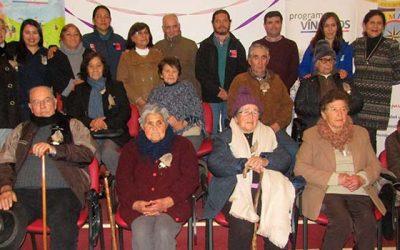 En Palmilla 25 adultos mayores se integraron a programa Vínculos
