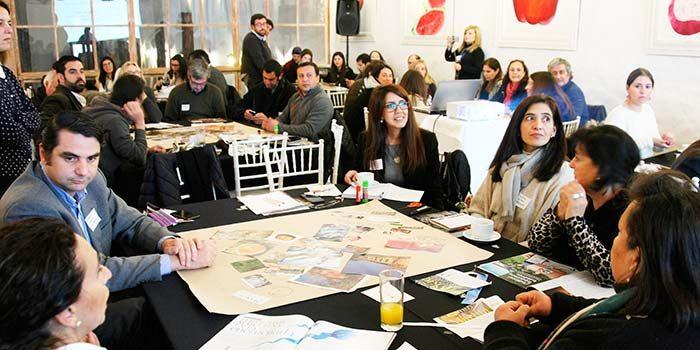 Enoturismo Chile Presenta su programa en primer taller regional sobre atributos de los valles vitivinícolas