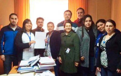 Hospital de Nancagua fortalece su preparación en manejo de emergencias y desastres