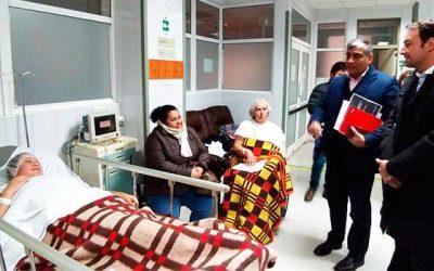 Hospital de Santa Cruz reduce listas de espera con operaciones los fines de semana