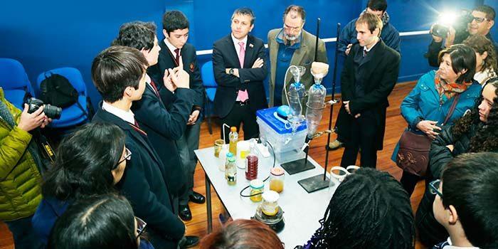 Innovador proyecto educativo acercará la ciencia y tecnología a estudiantes de OHiggins