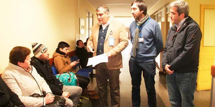 """""""Los funcionarios de hospitales están dando lo mejor de sí para reducir las listas de espera"""""""