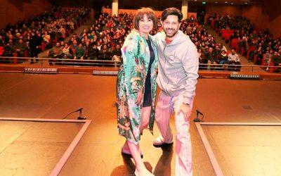 Más de dos mil personas disfrutaron con la visita del Tour Teatro Mori Entel en Rancagua