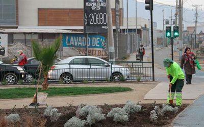 Nuevas áreas verdes brindarán mejor calidad de vida a vecinos de Rancagua