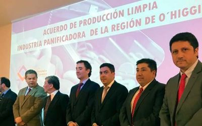 Panaderías firman acuerdo que impulsa recambio tecnológico