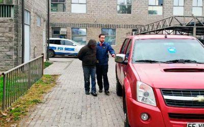 PDI detiene a homicida de joven de 22 años en Rancagua
