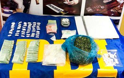 PDI detiene a tres personas por microtráfico de drogas en Rancagua
