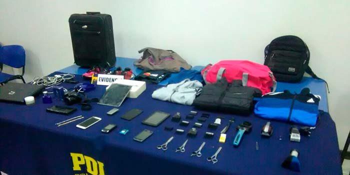 PDI esclarece robo que afectó a una casa en Requínoa