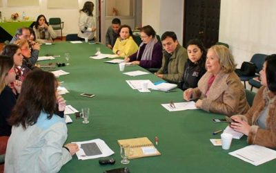 Realizan Mesa Intersectorial del programa mujeres jefas de hogar