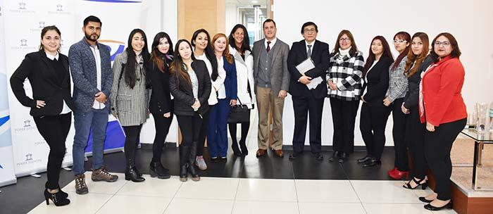 Realizan seminario para periodistas y estudiantes de derecho en Rancagua