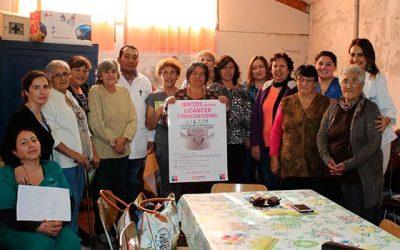 Salud Machalí educa e informa a sus usuarios al exterior de su centro asistencial