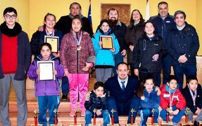 San Fernando destaca logros de campeones mundiales de Karate