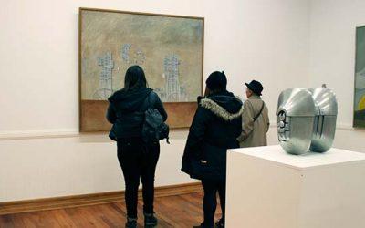 Se abre Espacio Cultural Iglesia de La Merced con muestra itinerante del Mavi