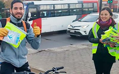 Se lanza Campaña de Convivencia Vial en 8 ciudades de Chile
