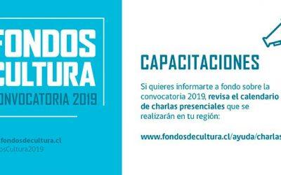 Seremi de las Culturas convocará a tres talleres de difusión gratuitos sobre los Fondos de Cultura
