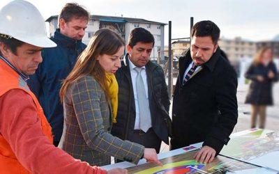 Seremi de Vivienda y Urbanismo visita comunas de Colchagua