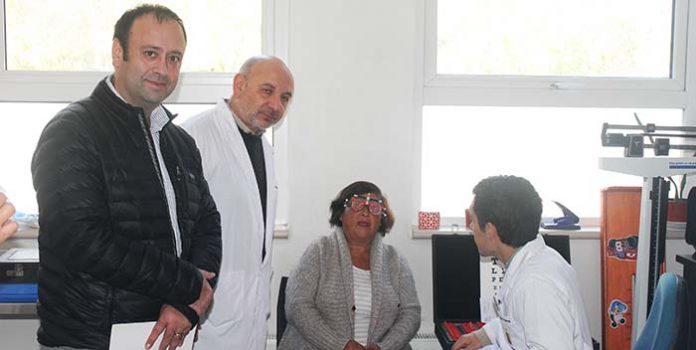 Servicio de Salud OHiggins efectúa operativo oftalmológico a pacientes de lista de espera de Machalí
