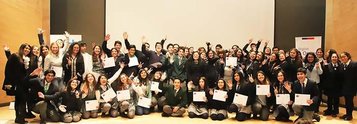 UOH y Mineduc organizan primera ronda regional de los Encuentros y Torneos de Debates en Inglés