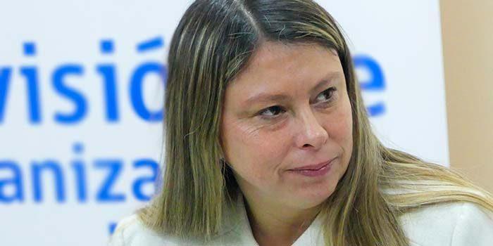 Seremi de gobierno Milena Acevedo