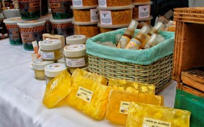 Agregan miel a postres de las raciones que entrega la Junaeb