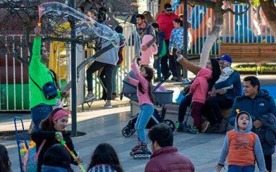 Alcalde de Rengo da inicio a actividades en las vacaciones de invierno
