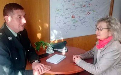 Asume nuevo director regional de Gendarmería