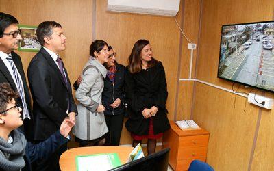 Autoridades inauguran en Las Cabras la primera Oficina de Seguridad Pública de O'Higgins