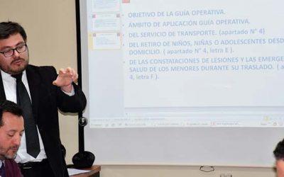 Corte de apelaciones de Rancagua realiza cuarta mesa de trabajo interinstitucional de familia