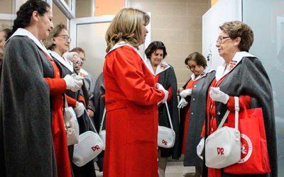 Damas de Rojo celebró sus 52 años de vida en Hospital Regional