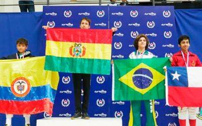 Deportistas de la Región obtienen bronce en sudamericano de Paraguay