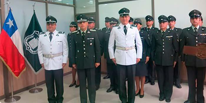 Dirección regional conmemora el Día del Suboficial Mayor