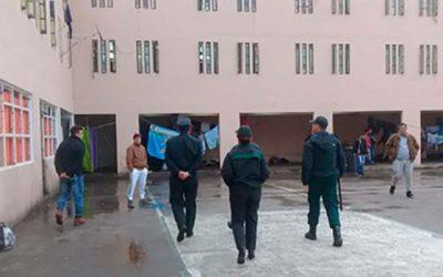 Director regional de Gendarmería recorre Complejo Penitenciario de Rancagua