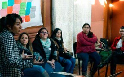 Directoras de jardines de Integra renuevan compromiso de trabajo con niños