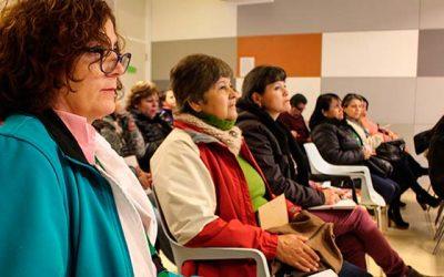 En capacitación de la Red Asistencial abordan enfermedades crónicas no transmisibles y programa Elige Vivir Sano