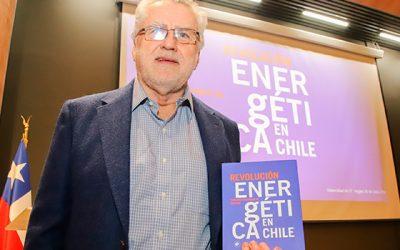 Exministro de Energía lanza libro en Universidad de OHiggins