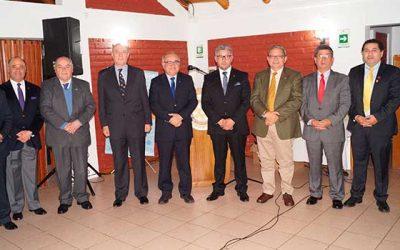 Fernando Arenas asume como nuevo presidente de Rotary Club Santa Cruz