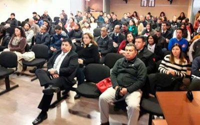 Gestores energéticos de servicios públicos de la Región se capacitan en eficiencia energética