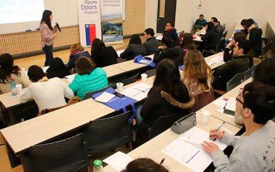 Gran asistencia de profesores de la región tuvo el English Winter Retreat desarrollado en la UOH