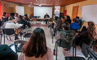 Hospital de Marchigüe desarrolla nueva Jornada de Salud Mental enfocada en Bebés