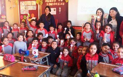 Hospital de Nancagua comprometido con la salud bucal de niños y niñas