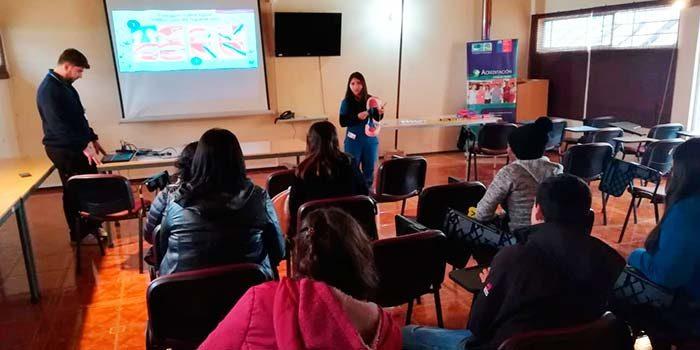 """Hospital de Pichidegua realiza segunda versión Taller """"Mitos y Verdades del embarazo y salud oral"""""""