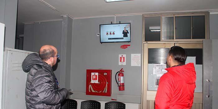 Hospital de Pichilemu cuenta con nuevo circuito cerrado de televisión