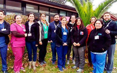 Hospital de San Vicente Constituye Comité Paritario de Higiene y Seguridad