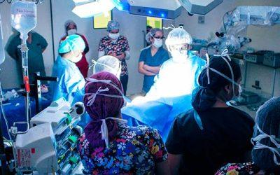 Hospital Regional de Rancagua a la vanguardia en operaciones intrauterinas de Espina Bífida en Chile
