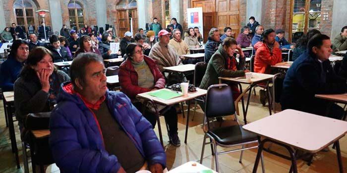 Importantes diálogos ciudadanos se desarrollaron en Peralillo