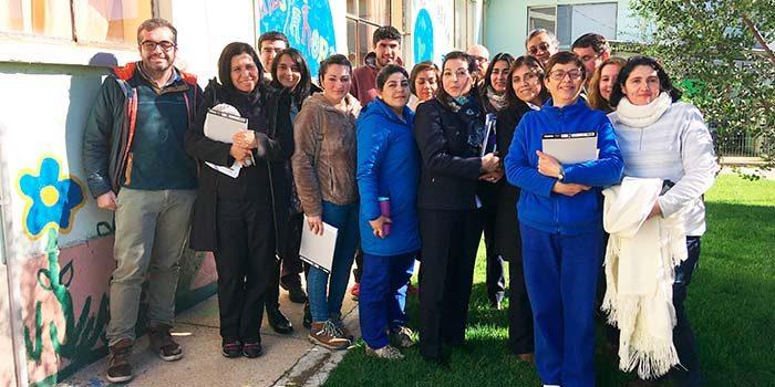 Infecciones intrahospitalarias son abordadas en Hospital de Marchigüe