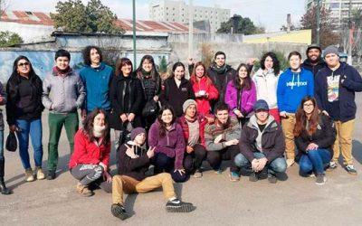 Injuv y la Conaf realizan una nueva versión del voluntariado ambiental Vive Tus Parques