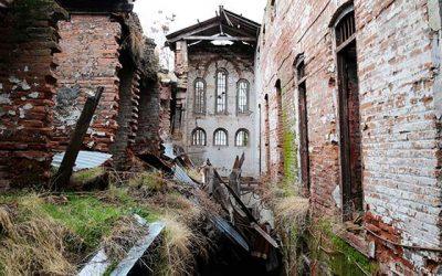 Intendente constata el estado de la antigua cárcel de San Fernando para evaluar su restauración
